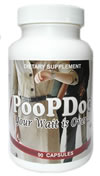 PoopDoc Constipation Relief Formula #1 - 90 Capsules.