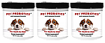 Pet Probiotics and Immune Formula    *** 3 Pack SPECIAL ***