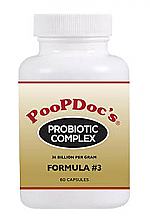 PoopDoc's Formula #3 Super Strain Probiotic Complex 36 Billion per GRAM